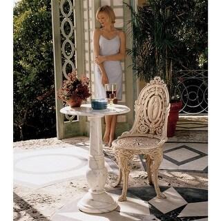 REGENTS PARK VICTORIAN GARDEN CHAIR DESIGN TOSCANO chairs iron chair