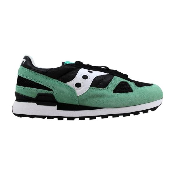 sports shoes 5445d 968e6 Shop Saucony Shadow Original Black/Aqua S2108-609 Men's - On ...