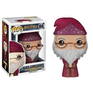 Harry Potter Funko POP Vinyl Figure: Albus Dumbledore