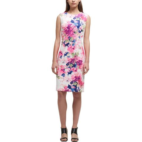 94045bf3a12 DKNY Womens Wear to Work Dress Office Day To Night