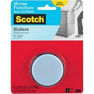 4/Pkg -Self-Stick Sliders