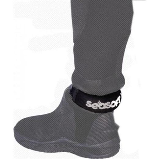Black Seasoft Ankle Weights
