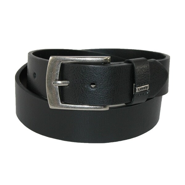 Levis Boys' Cut Edge 1 1/8 Inch Bridle Belt