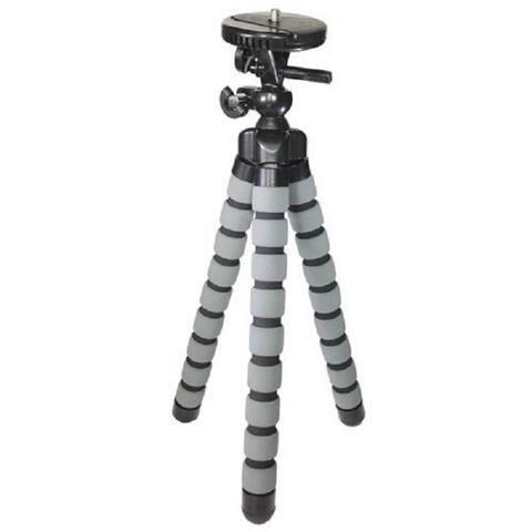 "VidPro Gripster Flexible Compact Camera Tripod III - 7.7"" x 1.9"" x 1.7"""