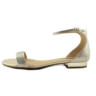 INC International Concepts Womens Yafaa Open Toe Casual Ankle Strap Sandals