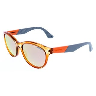 Carrera CA5011/S 8GT Camouflage Orange Wayfarer Sunglasses - camouflage orange - 54-16-145