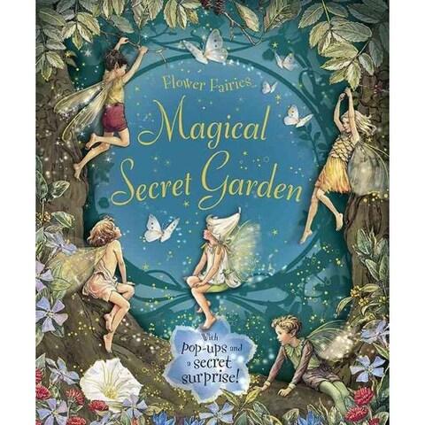 Magical Secret Garden - Cicely Mary Barker