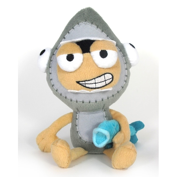 "Poptropica 7"" Plush: Shark Boy - multi"