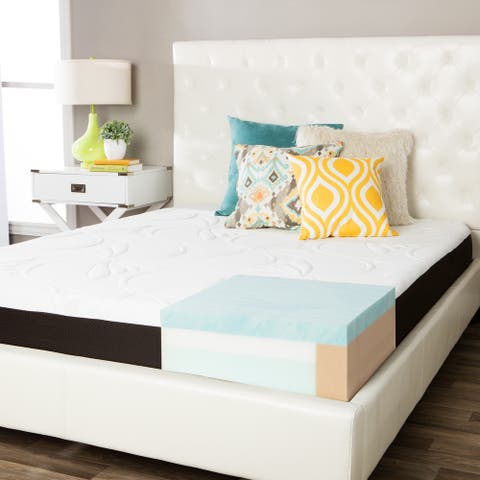 ComforPedic from Beautyrest Choose Your Comfort 8-inch Gel Memory Foam Mattress