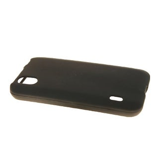 Hard Protective Case Cover for LG Marquee LS855 - Black