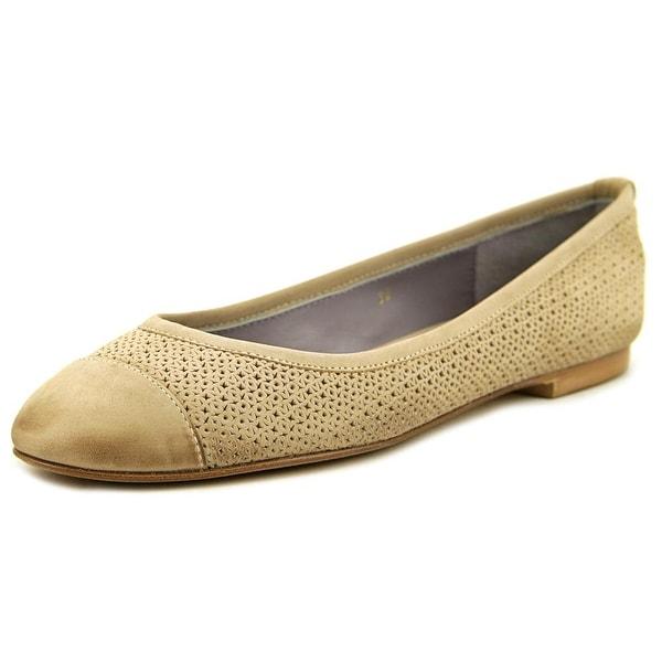 Sita Murt 211203 Round Toe Leather Ballet Flats