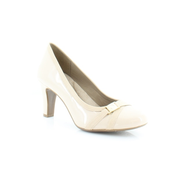 Giani Bernini Vollett Women's Heels Beige - 8