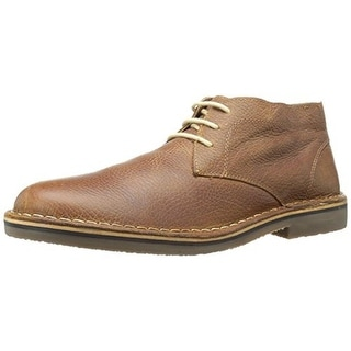 Kenneth Cole Reaction Mens Desert Canyon Chukka Boots Leather Casual - 9 medium (d)