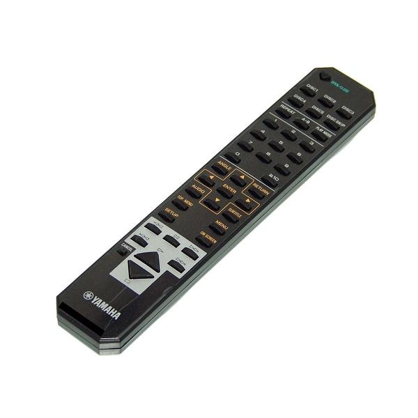 OEM Yamaha Remote Originally Shipped With: DVC6280, DV-C6280, DVDC996, DVD-C996, DVDC996GL, DVD-C996GL