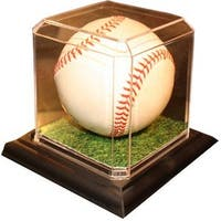 Baseball unsigned Display Case Case of 6