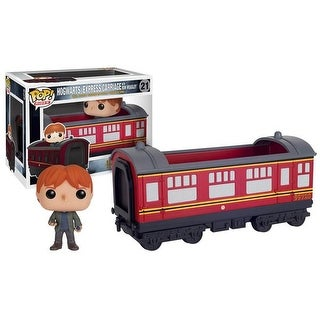 Harry Potter Hogwarts Express Train car with Ron Weasley Action Figure