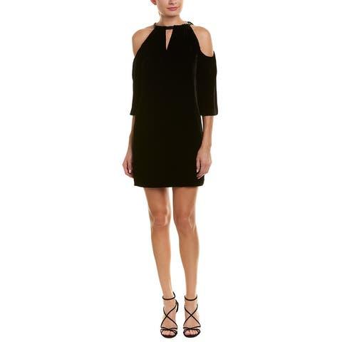 Trina Turk Eden Velour Dress