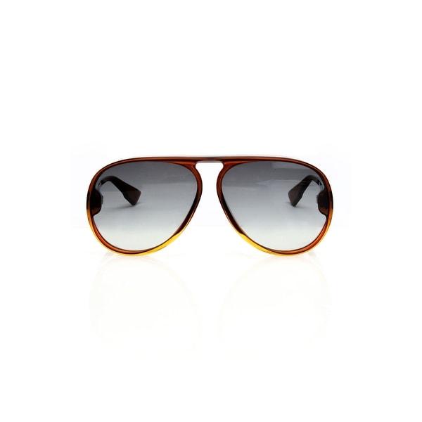 718e15ed0 Shop Dior Diorlia Unisex Plastic Sunglasses - Brown - One Size ...