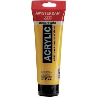 Amsterdam Standard Acrylic Paint 250Ml-Azo Yellow Medium