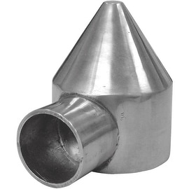 "MAT 2-3/8"" 1-Way Bullet Cap"