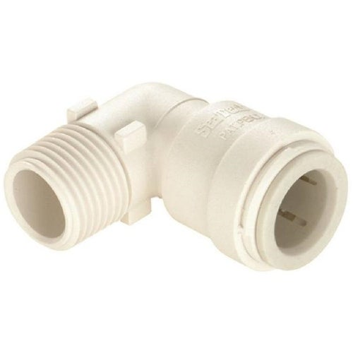 Quick Connect Fittings >> Watts 3519b 1816 Push Connect Fittings Elbow Male 1 Cts X 1 Npt