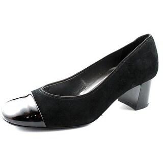 Ara Lian Women Round Toe Leather Heels