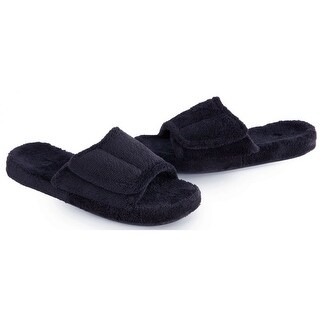 Acorn Men's Spa Slide Slippers - Navy