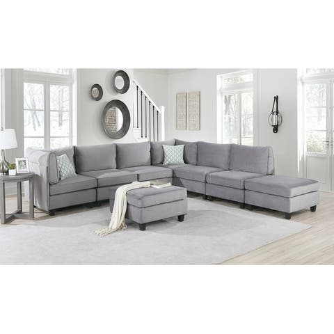 Buy L Shape Sectional Sofas Online At Overstock Our Best Living Room Furniture Deals