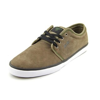 Fallen Forte 2 Round Toe Suede Skate Shoe