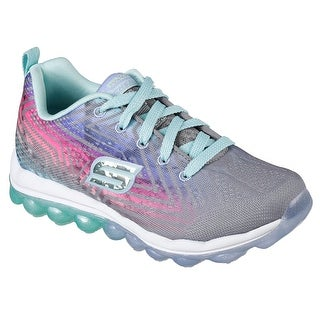 Skechers 80126L GYMT Girl's SKECH-AIR - JUMPAROUND Sneaker