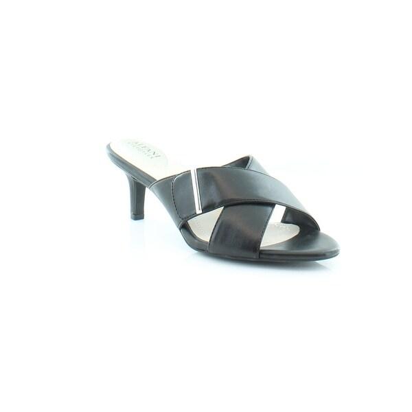 Alfani Larrk Women's Sandals & Flip Flops Black