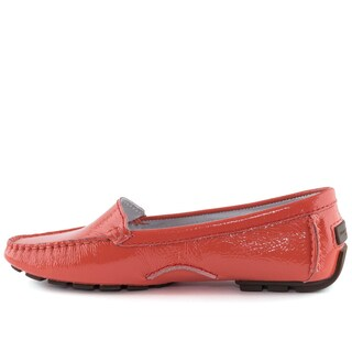 Marc Joseph New York Womens Manhasset Closed Toe Loafers (Option: Coral Patent - 11)