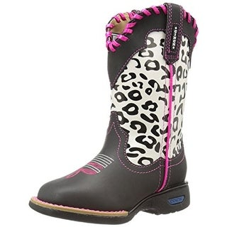 Cinch Girls Micah Printed Cowboy, Western Boots