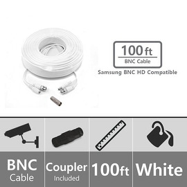 Soltech STS-AHDC100 100ft BNC Video/Power Cable
