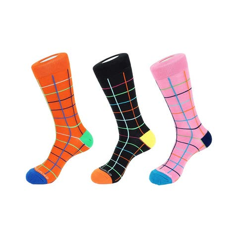 Unsimply Stitched Set Of 3 Crew Sock