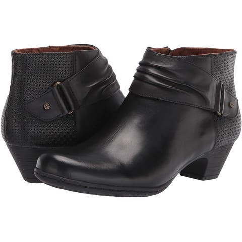 Rockport Women's Brynn Rouched Boot Ankle