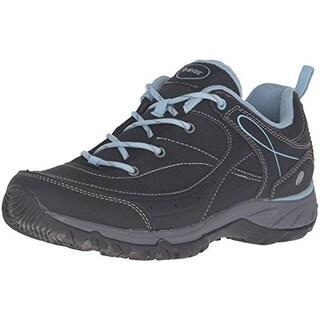 Hi-Tec Womens Equilibrio Bijou Low I Hiking, Trail Shoes Mesh Water Resistant