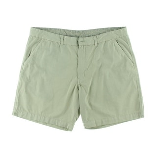 Vintage 1946 Mens Baby Canvas Twill Classic Fit Walking Shorts