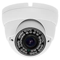 HD CVI IR Dome Camera 2Megapixel 2.8-12mm Varifocal (White)