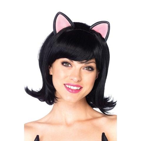 Leg Avenue Kitty Kat Bob Wig