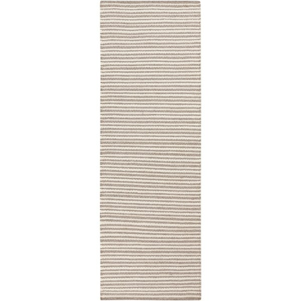 Carbon Loft Percy Striped Wool Runner Rug