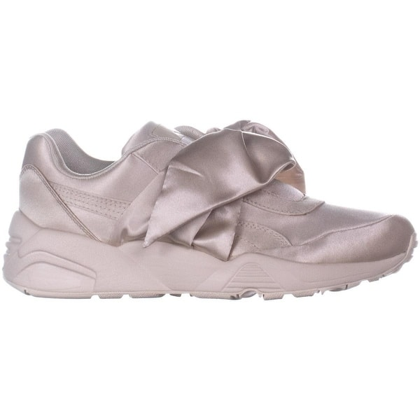 huge selection of 15f42 70332 Shop Puma Fenty Bow Sneaker Slip On Fashion Sneakers, Pink ...