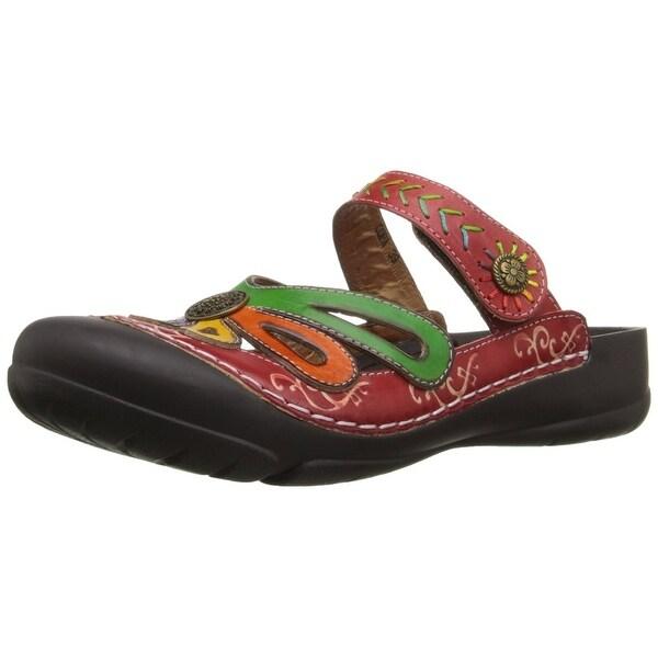 L'artiste by Spring Step Women's Copa Flat Sandal