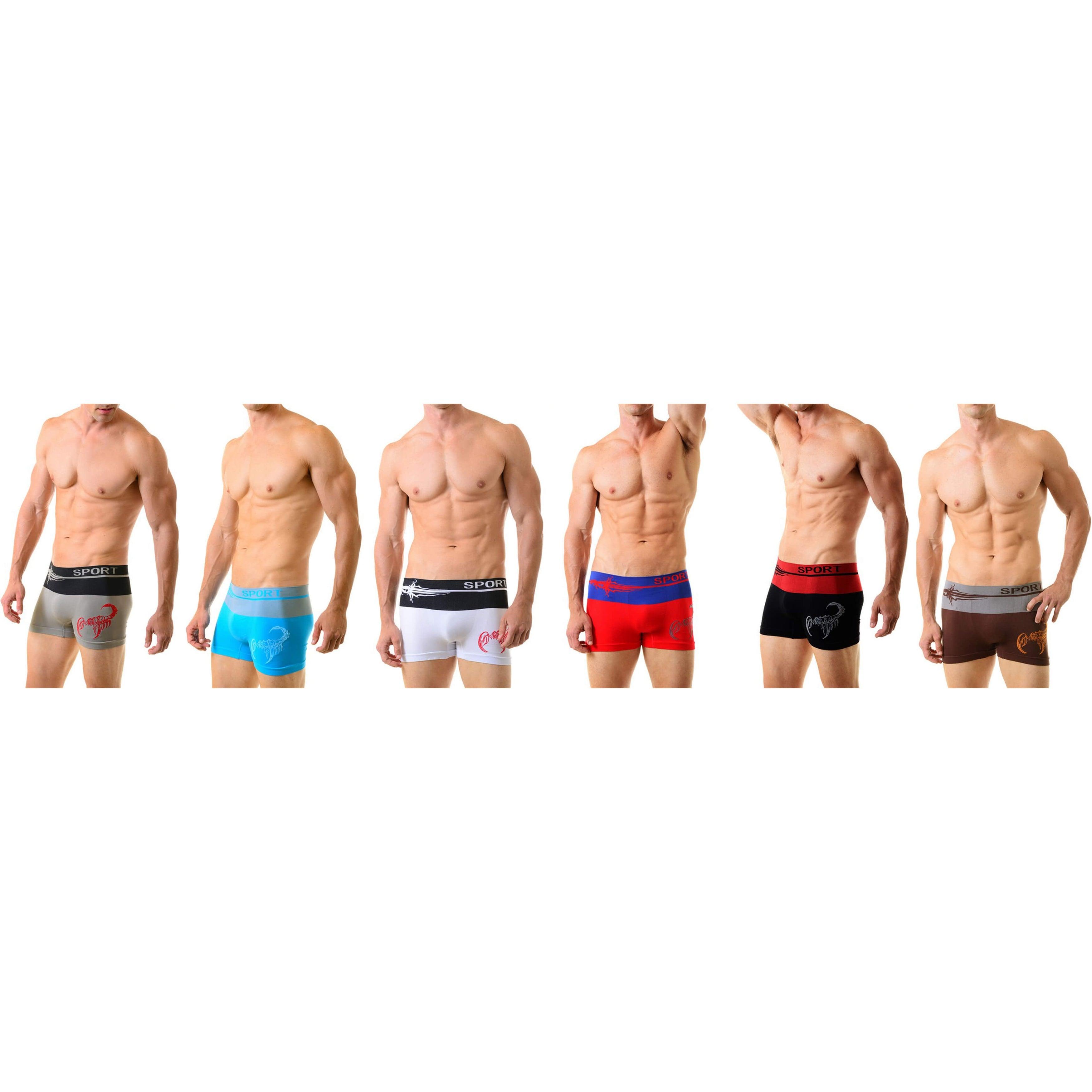 YELETE Seamless Thong Underwear