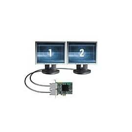 Matrox Video Card Millennium G550 PCI-Express x1 32MB DDR DualHead TV-Out/DVI Bulk