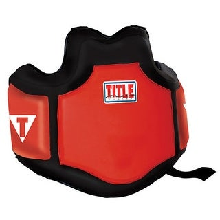 Title Boxing Classic Body Protector
