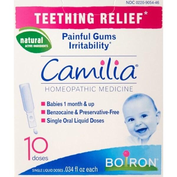 Boiron Camilia Liquid 10 Each
