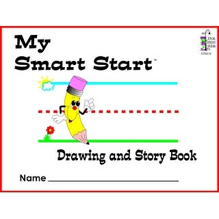 Frog Street Press Smart Start Drawing and Story Book, 11 x 8-1/2 Inches