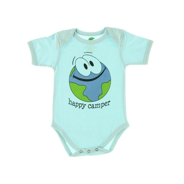 The Green Creation Bodysuit Organic Graphic - 3-6 mo