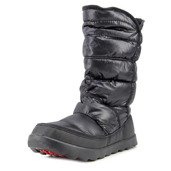 The North Face Amore II Women Round Toe Synthetic Black Snow Boot